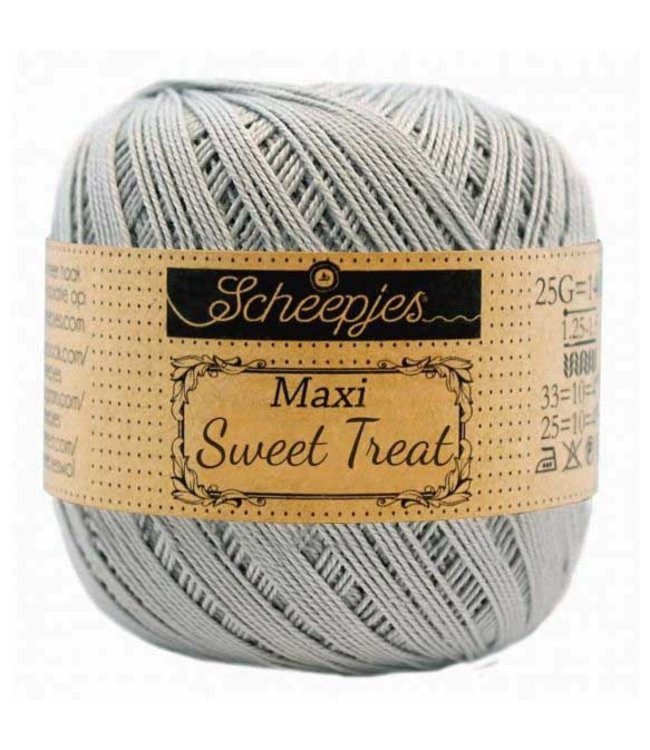Scheepjes Maxi Sweet Treat 25g - 074 Mercury gris clair