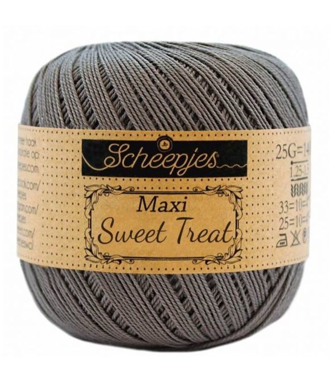 Scheepjes Maxi Sweet Treat 25g - 242 Metal Grey