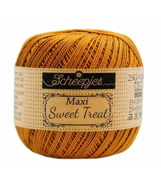 Scheepjes Maxi Sweet Treat 25g - 383 Ginger Gold