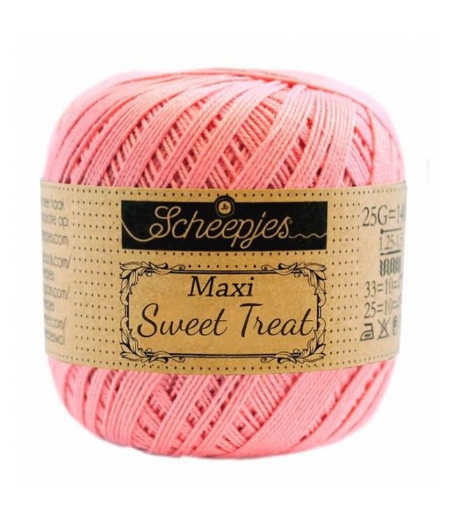 Scheepjes Maxi Sweet Treat 25g - 409 Soft Rosa