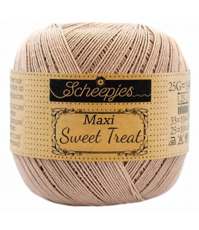 Scheepjes Maxi Sweet Treat 25g -  257 Antique Mauve
