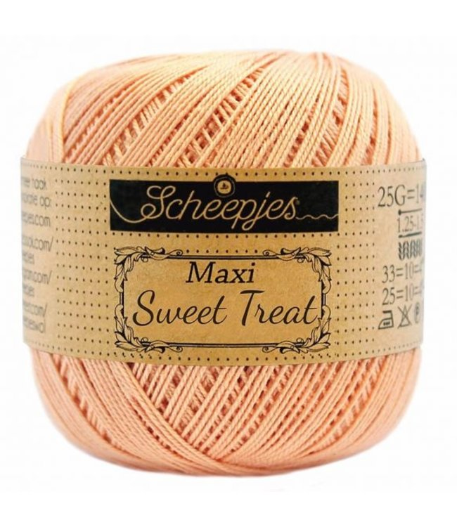 Scheepjes Maxi Sweet Treat 25g -  414 Salmon