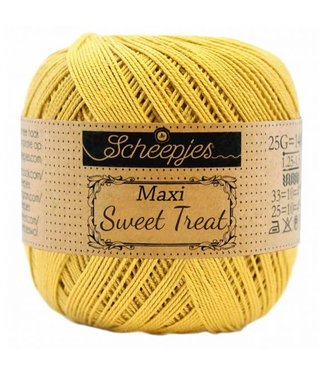 Scheepjes Maxi Sweet Treat 25g -  154 Gold