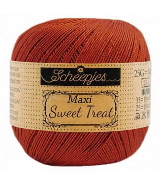 Scheepjes Maxi Sweet Treat 25g -  388 Rust