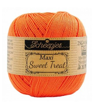 Scheepjes Maxi Sweet Treat 25g -  189 Royal Orange