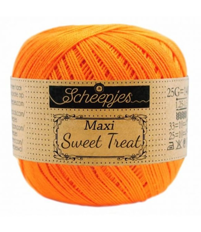 Scheepjes Maxi Sweet Treat 25g -  281 Tangerine