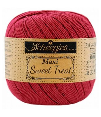 Scheepjes Maxi Sweet Treat 25g -  192 Scarlet