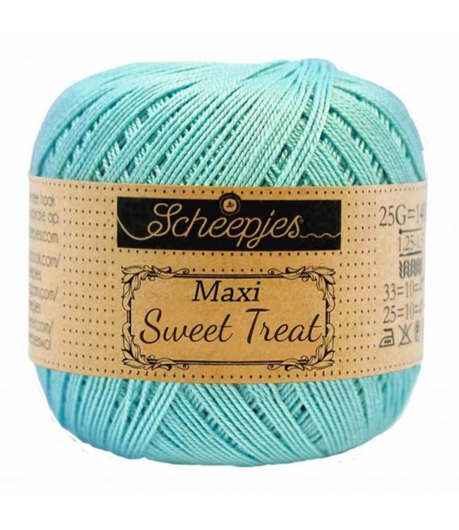 Scheepjes Maxi Sweet Treat 25g -  397 Cyan