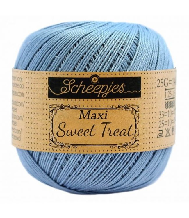 Scheepjes Maxi Sweet Treat 25g -  215 Royal Blue
