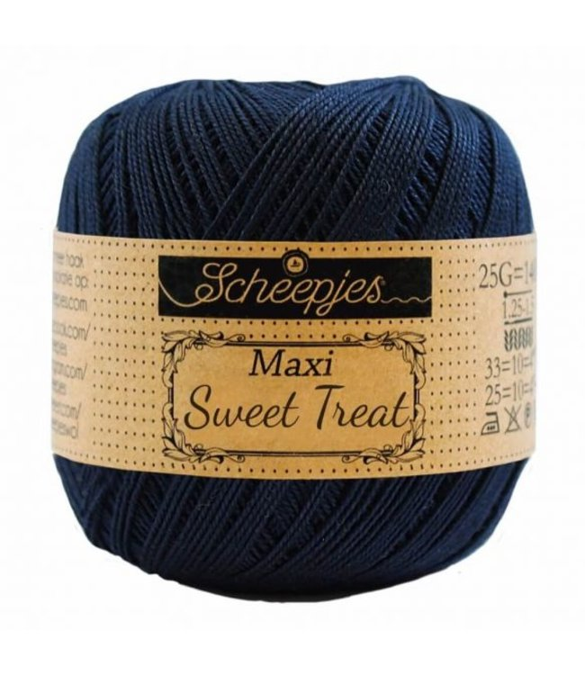 Scheepjes Maxi Sweet Treat 25g -  124 Ultramarine