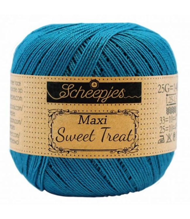 Scheepjes Maxi Sweet Treat 25g -  400 Petrol