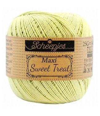 Scheepjes Maxi Sweet Treat 25g -  392 Lime