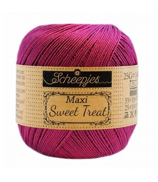Scheepjes Maxi Sweet Treat 25g -  128 Tyrian Purple