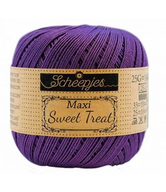 Scheepjes Maxi Sweet Treat 25g -  521 Deep Violet