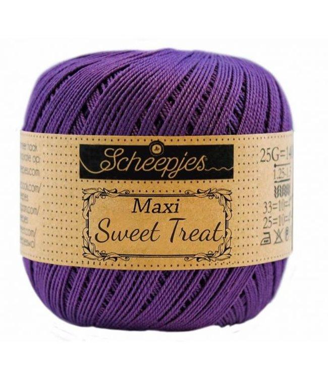 Scheepjes Maxi Sweet Treat 25g -  521 Deep Violet