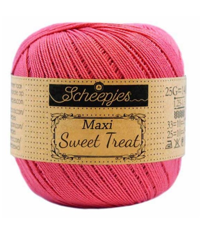 Scheepjes Maxi Sweet Treat 25g -  256 Cornelia Rose