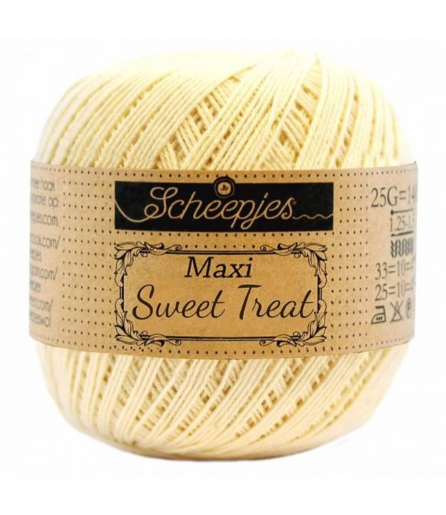 Scheepjes Maxi Sweet Treat 25g -  403 Lemonade