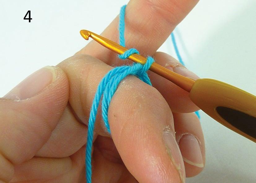 Stap 4 - Magische Ring