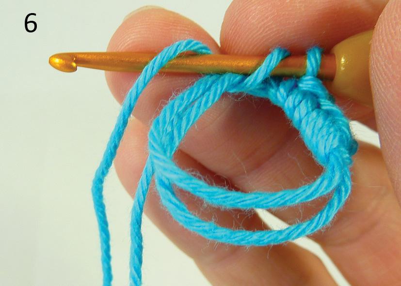 Stap 6 - Magische Ring