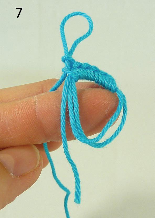Stap 7 - Magische Ring