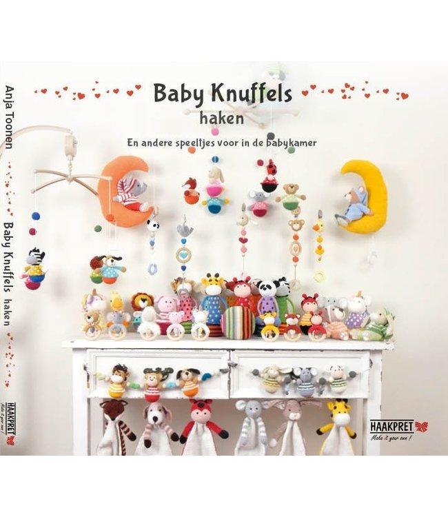 Haakpret Baby Knuffels haken - Anja Toonen (Dutch)