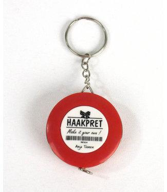 Haakpret Haakpret measuring tape - 60 inch