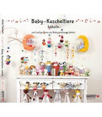 Haakpret Baby Kuscheltiere häkeln - Anja Toonen  (allemand)
