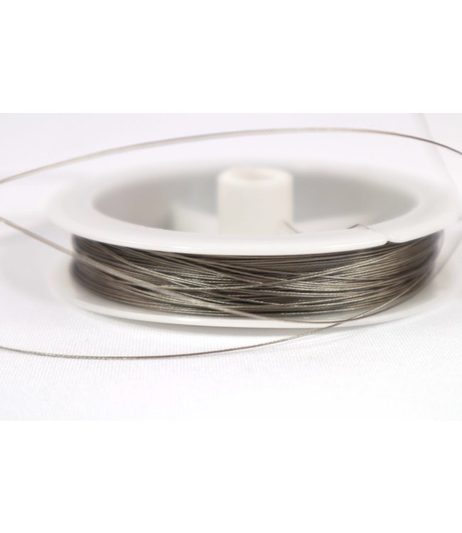 Haakpret Steel wire for crocheting (0.38) - 45m