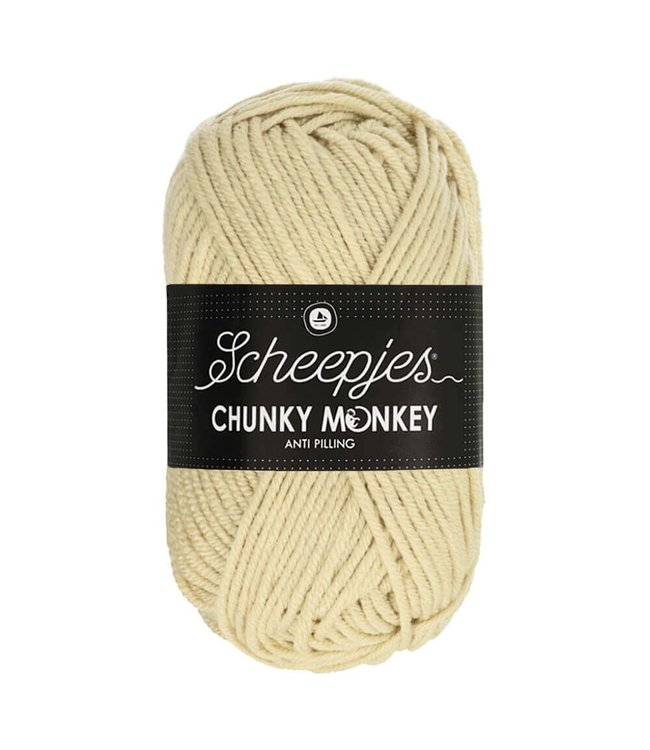 Scheepjes Chunky Monkey 100g - 1218 - Jasmine