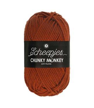Scheepjes Chunky Monkey 100g - 1029 - Rust