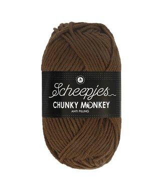 Scheepjes Chunky Monkey 100g - 1054 - Tawny