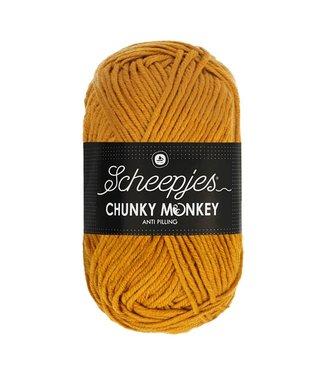 Scheepjes Chunky Monkey 100g - 1709 - Ochre