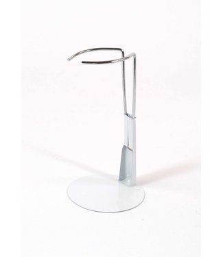 Haakpret 8 cm extendable doll stand metal
