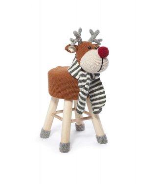 Haakpret Package Reindeer - alternative yarn without wool