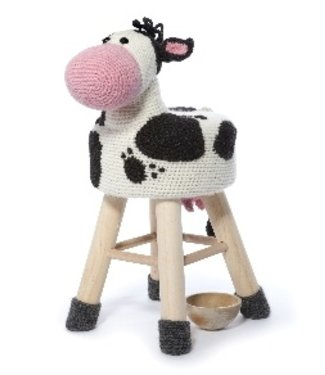 Haakpret Package Cow - alternative yarn without wool