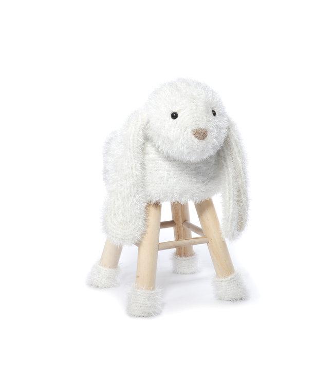 Haakpret Pakket Konijn - alternatief garen zonder wol