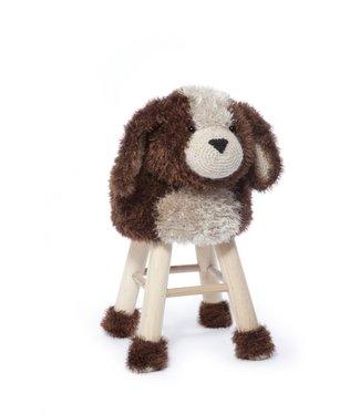 Haakpret Pakket Hond - alternatief garen zonder wol