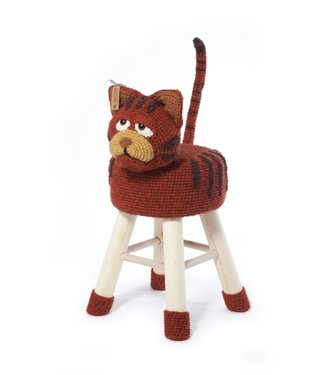 Haakpret Package Cat - alternative yarn without wool