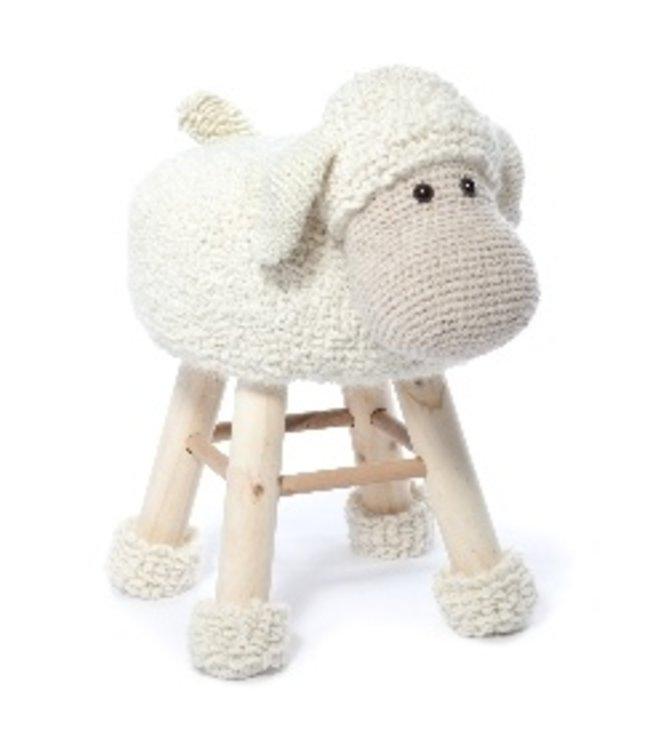 Haakpret Paket Schafe - alternatives Garn 50%  Wolle