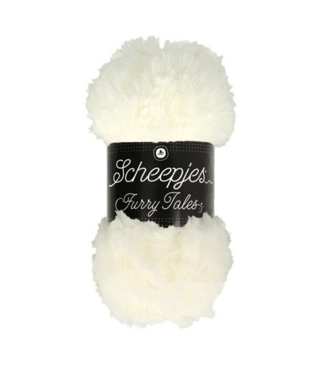 Scheepjes Furry Tales 100g  - 971 Snow Queen