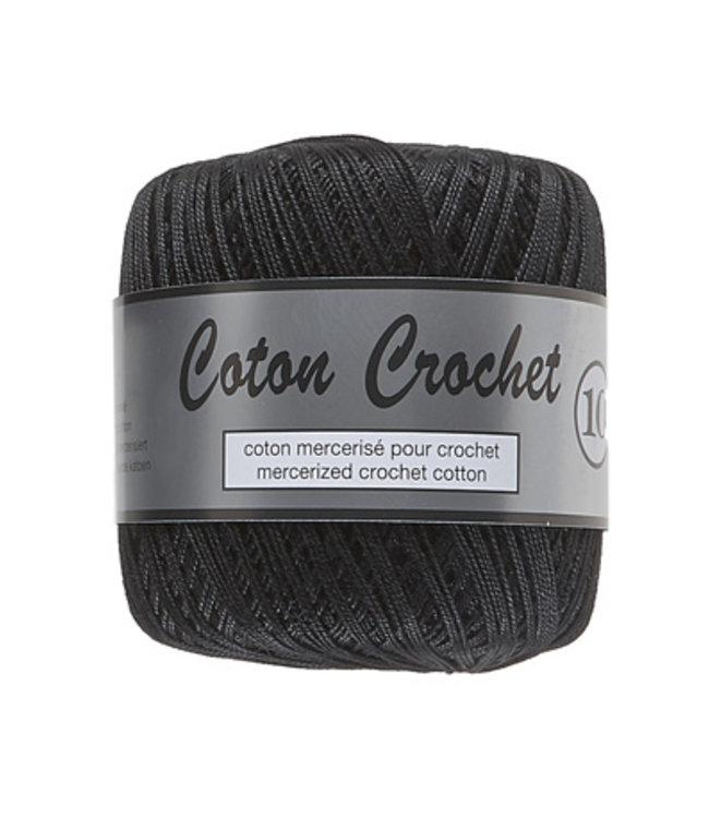 Lammy Yarns Coton Crochet no 10 - 50g - 001