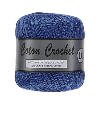 Lammy Yarns Coton Crochet no 10 - 50g - 022