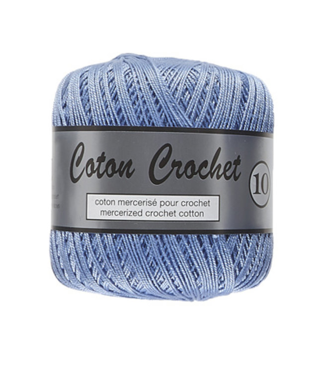Lammy Yarns Coton Crochet no 10 - 50g - 040