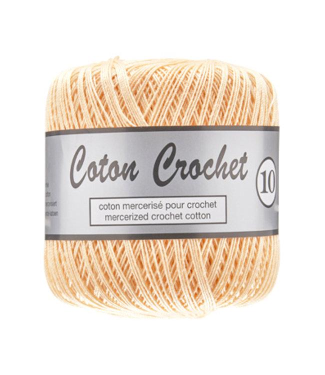 Lammy Yarns Coton Crochet no 10 - 50g - 218  huid