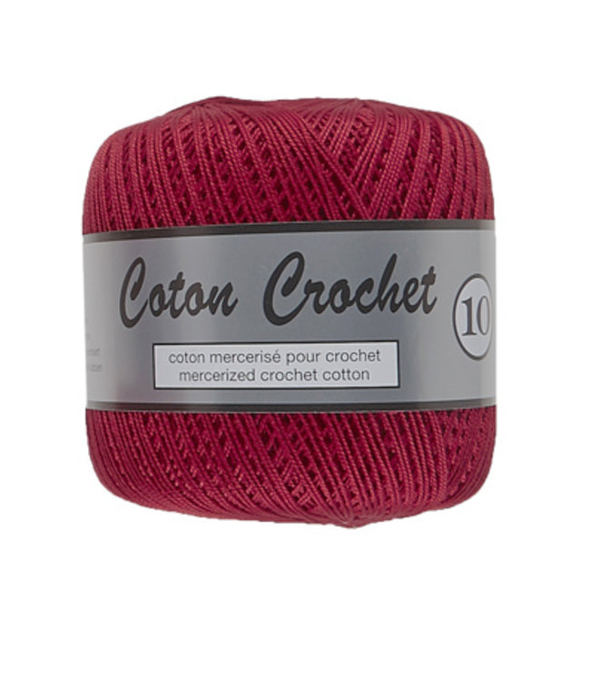 Lammy Yarns Coton Crochet no 10 - 50g - 042