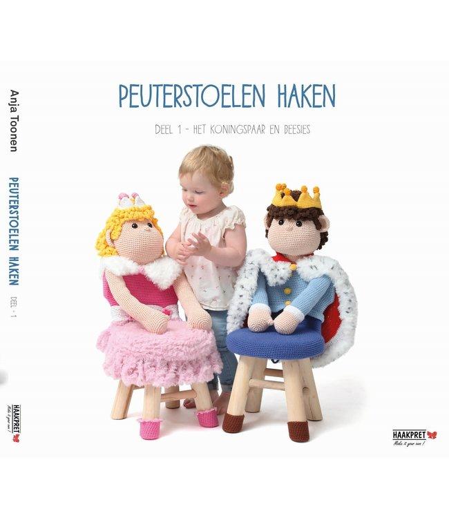 Haakpret Peuterstoelen haken  - deel 1 - Niederländisch