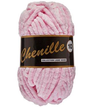 Lammy Yarns Chenille 10 - 200g - 710 - roze