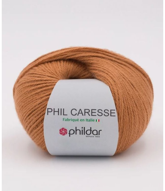 Phildar Phil Caresse - Noisette