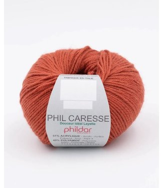 Phildar Phil Caresse - Tomette