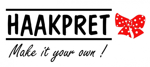 Haakpret / Häkelfreude - make it your own!